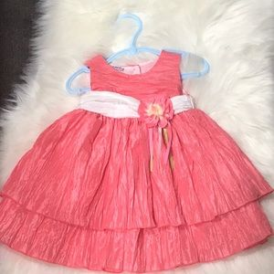Blueberi boulevard 12Month baby girl summer dress